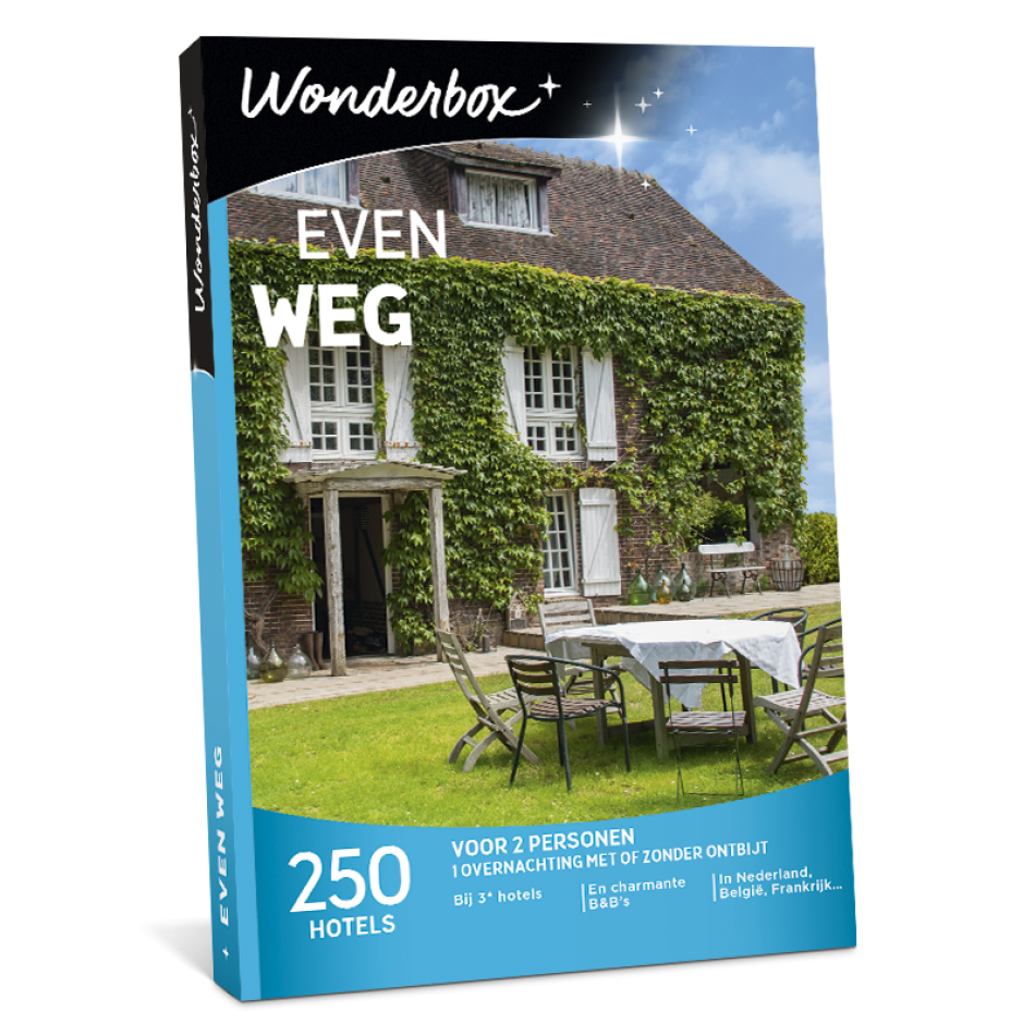 Wonderbox - Even Weg