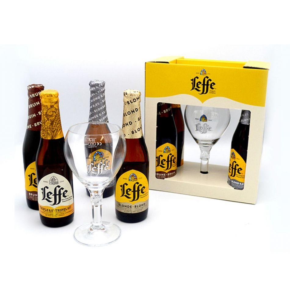 Leffe Giftpack